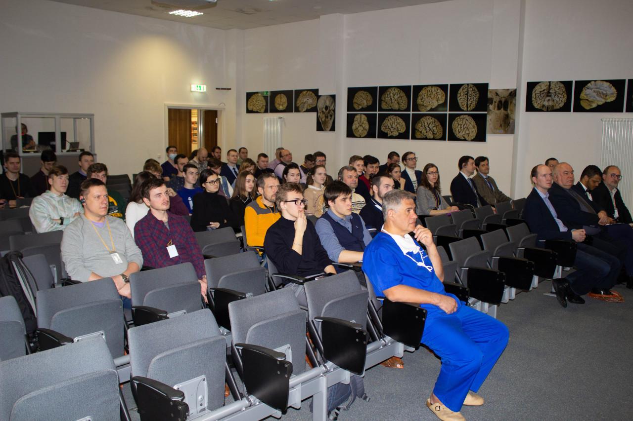 конференция 3D-технологии в медицине
