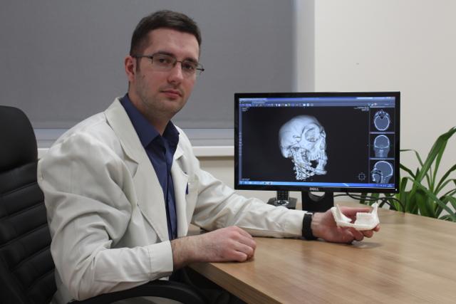 3D-модель для узких специалистов